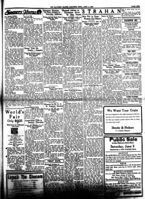 The Malvern Leader from Malvern, Iowa on June 1, 1933 · Page 5