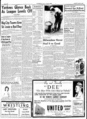 The Courier News from Blytheville, Arkansas on June 8, 1953 · Page 6