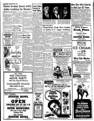 The Austin Daily Herald from Austin, Minnesota on December 23, 1958 · Page 16