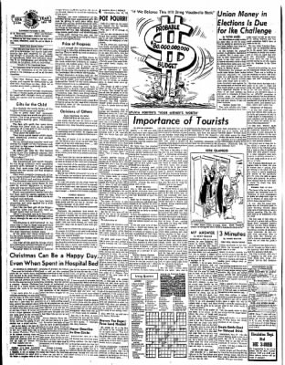 The Austin Daily Herald from Austin, Minnesota on December 24, 1958 · Page 4