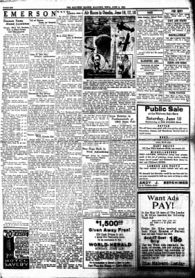 The Malvern Leader from Malvern, Iowa on June 8, 1933 · Page 5