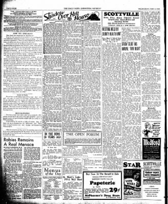 The Ludington Daily News from Ludington, Michigan on November 1, 1939 · Page 4
