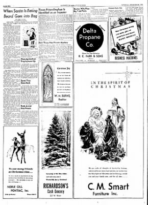 The Courier News from Blytheville, Arkansas on December 24, 1955 · Page 2
