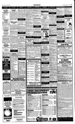 The Salina Journal from Salina, Kansas on May 11, 1997 · Page 27