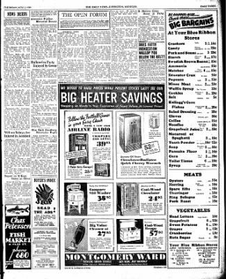 The Ludington Daily News from Ludington, Michigan on November 2, 1939 · Page 3