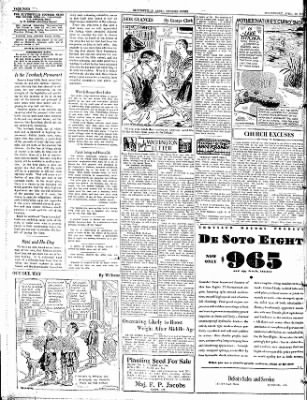 The Courier News from Blytheville, Arkansas on April 22, 1931 · Page 4