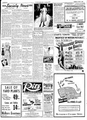 The Courier News from Blytheville, Arkansas on June 9, 1953 · Page 2