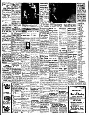 The Austin Daily Herald from Austin, Minnesota on December 26, 1958 · Page 2