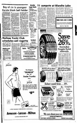 The Daily Journal from Fergus Falls, Minnesota on June 30, 1976 · Page 10