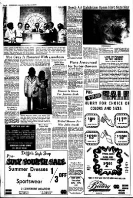 Panama City News-Herald from Panama City, Florida on June 28, 1974 · Page 13