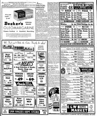 Globe-Gazette from Mason City, Iowa on July 23, 1948 · Page 10
