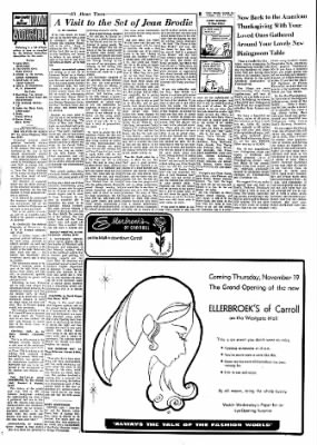 Carrol Daily Times Herald from Carroll, Iowa on November 17, 1970 · Page 16