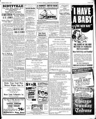 The Ludington Daily News from Ludington, Michigan on November 3, 1939 · Page 5