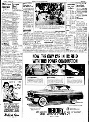 The Courier News from Blytheville, Arkansas on June 9, 1953 · Page 5