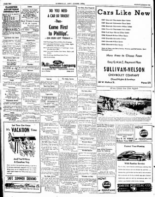 The Courier News from Blytheville, Arkansas on June 28, 1948 · Page 6