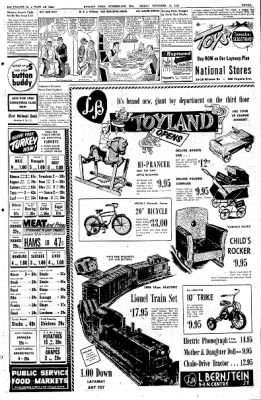 Cumberland Evening Times from Cumberland, Maryland on November 18, 1955 · Page 7