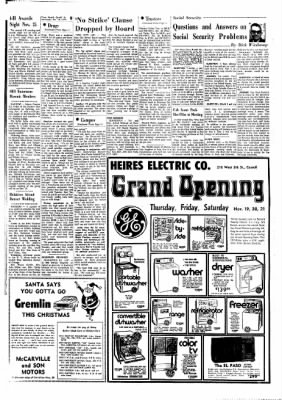 Carrol Daily Times Herald from Carroll, Iowa on November 18, 1970 · Page 8