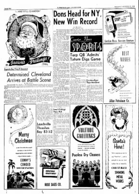 The Courier News from Blytheville, Arkansas on December 24, 1955 · Page 10