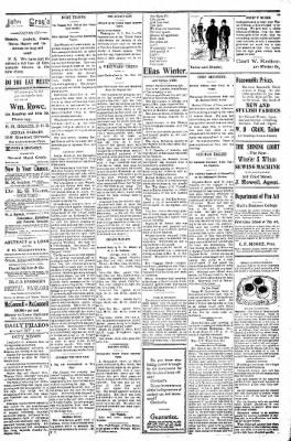 Logansport Pharos-Tribune from Logansport, Indiana on November 8, 1897 · Page 5
