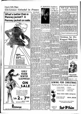 Carrol Daily Times Herald from Carroll, Iowa on November 18, 1970 · Page 19