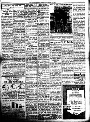 The Malvern Leader from Malvern, Iowa on July 13, 1933 · Page 3
