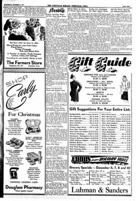 Postville Herald from Postville, Iowa on December 5, 1945 · Page 5