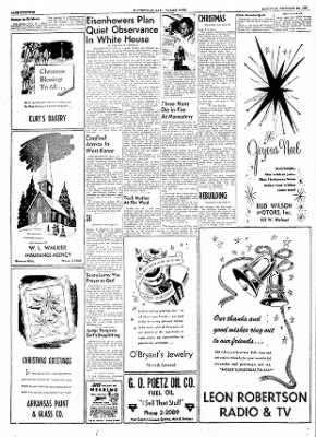 The Courier News from Blytheville, Arkansas on December 24, 1955 · Page 14