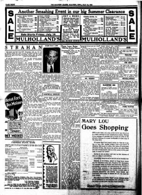 The Malvern Leader from Malvern, Iowa on July 13, 1933 · Page 8