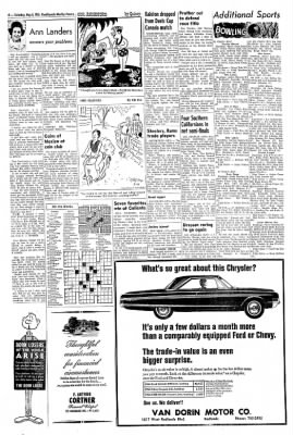 Redlands Daily Facts from Redlands, California on May 8, 1965 · Page 6