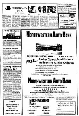 The Daily Journal from Fergus Falls, Minnesota on March 8, 1974 · Page 3