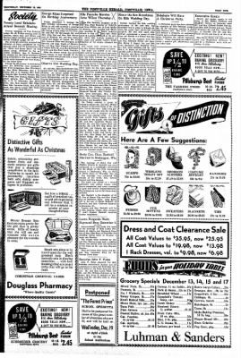 Postville Herald from Postville, Iowa on December 12, 1945 · Page 5