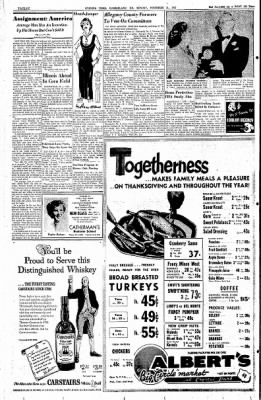 Cumberland Evening Times from Cumberland, Maryland on November 21, 1955 · Page 12