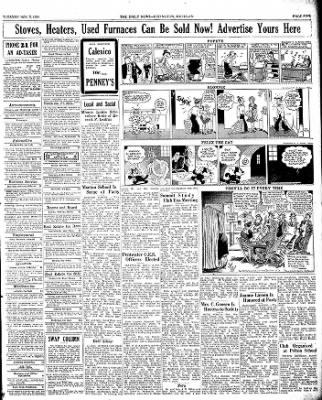 The Ludington Daily News from Ludington, Michigan on November 7, 1939 · Page 5