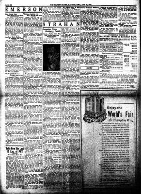 The Malvern Leader from Malvern, Iowa on July 20, 1933 · Page 6
