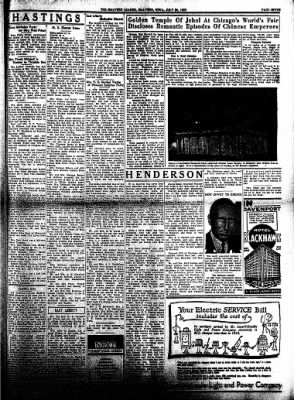 The Malvern Leader from Malvern, Iowa on July 20, 1933 · Page 7