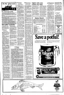 The Daily Journal from Fergus Falls, Minnesota on April 10, 1974 · Page 4