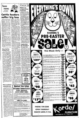 The Daily Journal from Fergus Falls, Minnesota on April 10, 1974 · Page 8