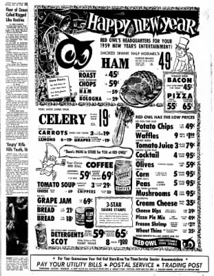 The Austin Daily Herald from Austin, Minnesota on December 29, 1958 · Page 13
