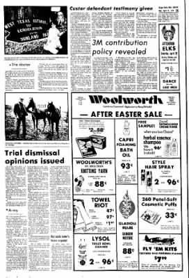 The Daily Journal from Fergus Falls, Minnesota on April 17, 1974 · Page 1