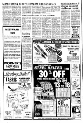The Daily Journal from Fergus Falls, Minnesota on April 17, 1974 · Page 2