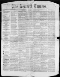 Sample Express and Standard front page