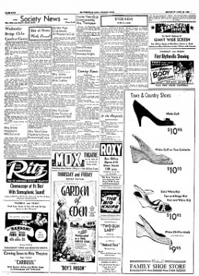 The Courier News from Blytheville, Arkansas on April 26, 1956 · Page 4