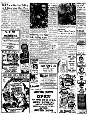 The Austin Daily Herald from Austin, Minnesota on December 30, 1958 · Page 15
