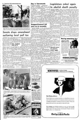 Redlands Daily Facts from Redlands, California on May 11, 1965 · Page 6