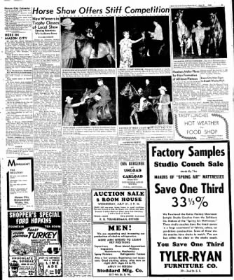 Globe-Gazette from Mason City, Iowa on July 20, 1948 · Page 7