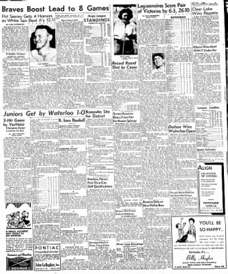 Globe-Gazette from Mason City, Iowa on July 20, 1948 · Page 9