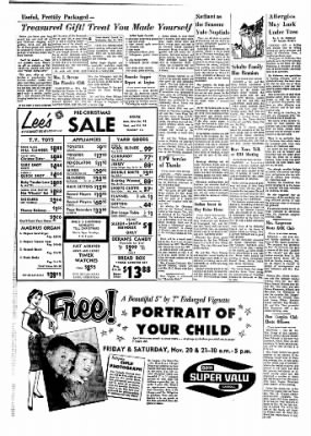 Carrol Daily Times Herald from Carroll, Iowa on November 18, 1970 · Page 62