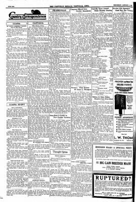 Postville Herald from Postville, Iowa on January 9, 1946 · Page 6