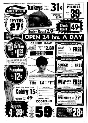 Carrol Daily Times Herald from Carroll, Iowa on November 18, 1970 · Page 63