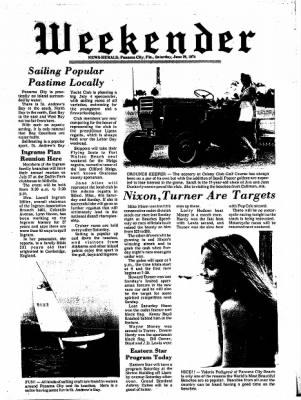Panama City News-Herald from Panama City, Florida on June 29, 1974 · Page 19